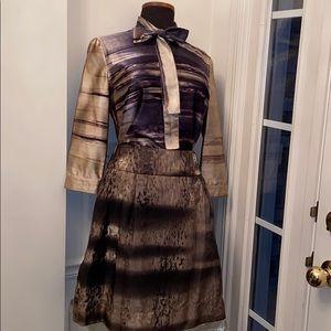 Prada Top & Skirt